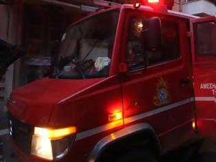 Φωτογραφία για Ενας νεκρός ύστερα από πυρκαγιά στον Αυλώνα  αττικης