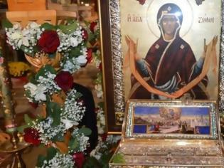 Φωτογραφία για «Η Άγία Ζώνη της Παναγίας μας βρίσκεται στην Αθήνα». Αυτό ήταν το μήνυμα... Και έγινε το θαύμα!