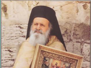 Φωτογραφία για Ο Γέρων Θεοδόσιος της Βηθανίας, λιποθυμά μπροστά στο σκήνωμα του οσίου Σάββα του Ηγιασμένου