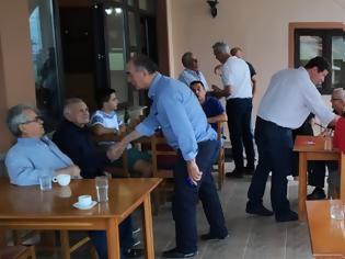 Φωτογραφία για Οι επισκέψεις της Δευτέρας (24-6) του υπ. βουλευτή Γρεβενών Θανάση Σταυρόπουλου