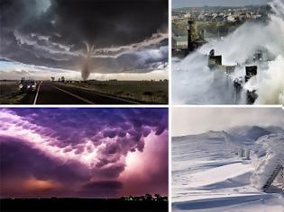 Φωτογραφία για Όταν ο φωτογραφικός φακός συλλαμβάνει την «οργή» της φύσης
