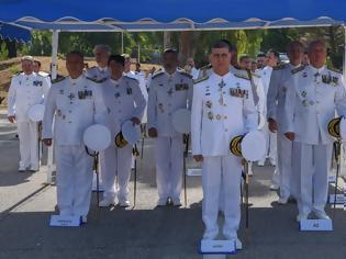 Φωτογραφία για Τελετή Επίδοσης Ξιφών σε Αξιωματικούς Ειδικοτήτων ΠΝ