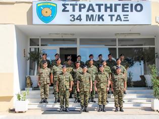 Φωτογραφία για Επίσκεψη Αρχηγού ΓΕΣ στην Περιοχή Ευθύνης του Γ΄ΣΣ