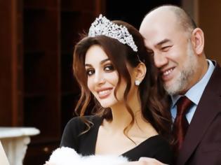Φωτογραφία για Η πρώην «Μις Μόσχα» αποκαλύπτει το love story με τον βασιλιά της Μαλαισίας