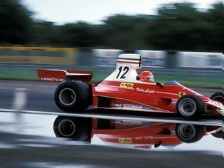 Φωτογραφία για Πωλείται η Ferrari του Niki Lauda