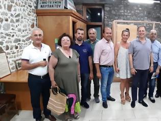 Φωτογραφία για Σπήλιος Λιβανός: Συνάντηση με την Ομοσπονδία Επαγγελματικών Βιοτεχνικών και Εμπορικών Σωματείων Ναυπακτίας και Δωρίδας