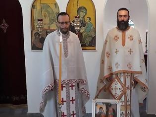 Φωτογραφία για Σκλάβαινα Παλαίρου: Μνημόσυνο για τον γέροντα Αυγουστίνο Κατσαμπίρη με… πικρία από τους Ιερείς