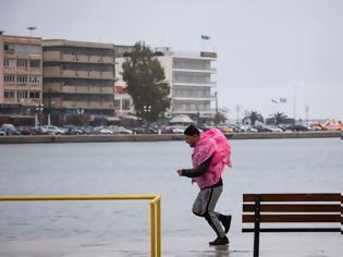 Φωτογραφία για Έρχονται ισχυρές καταιγίδες  - Θα συνεχιστεί το ισχυρό μελτέμι