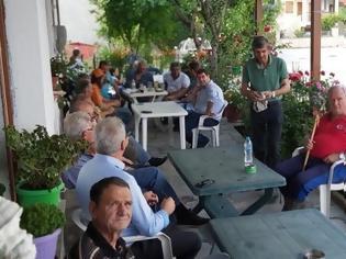 Φωτογραφία για Επισκέψεις υπ. βουλευτή Γρεβενών της Ν.Δ. Θανάση Σταυρόπουλου