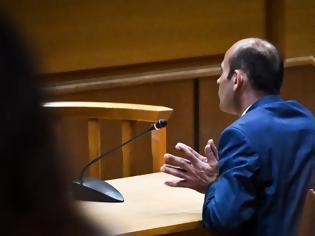 Φωτογραφία για Κατηγορούμενος Κομιανός στη δίκη της ΧΑ: Δεν ξέρω τίποτα, από την τηλεόραση έμαθα για τη δολοφονία Φύσσα