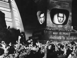 """Φωτογραφία για Google Has Become Orwell's """"Ministry Of Truth"""""""