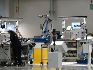 Φωτογραφία για Τα ρομπότ θα «διώξουν» 20 εκατ. εργαζόμενους στα επόμενα δέκα χρόνια!
