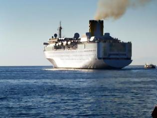 Φωτογραφία για Τα κρουαζιερόπλοια μολύνουν 10 φορές περισσότερο από όλα τα IX της Ευρώπης!