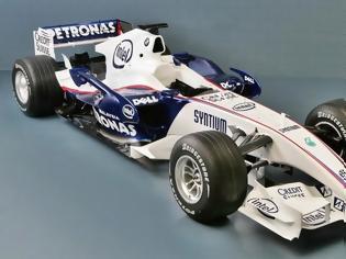 Φωτογραφία για Πωλείται χωρίς μοτέρ μονοθέσιο BMW-Sauber της F1