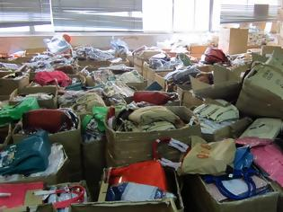 Φωτογραφία για ΣΔΟΕ: Ανακάλυψε αποθήκη με χιλιάδες ρούχα – «μαϊμού»
