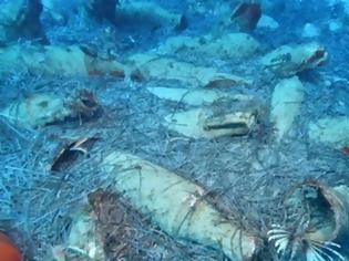 Φωτογραφία για Κύπρος: Εντόπισαν αρχαίο ναυάγιο σε πολύ καλή κατάσταση