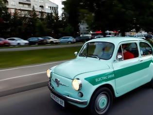 Φωτογραφία για Σκόπια έφτιαξαν ηλεκτρικό αυτοκίνητο