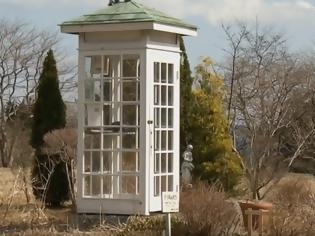 Φωτογραφία για Η τραγική ιστορία που κρύβει αυτός ο τηλεφωνικός θάλαμος