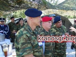 Φωτογραφία για Ο Αρχηγός, οι Στρατηγοί και ο Ταξίαρχος Μποσμαλής