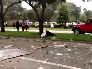 Φωτογραφία για ΗΠΑ: Τραυματίες από έκρηξη αερίου σε εμπορικό κέντρο στη Φλόριντα