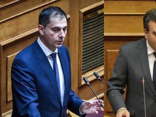 Φωτογραφία για Χάρης Θεοχάρης - Μάνος Κόνσολας: Η νέα ηγεσία του υπουργείου Τουρισμού και οι στόχοι της