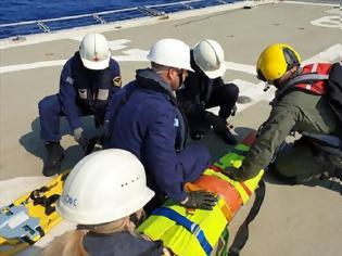 Φωτογραφία για Κοινή άσκηση Πολεμικού Ναυτικού-Εθνικής Φρουράς στην κυπριακή ΑΟΖ