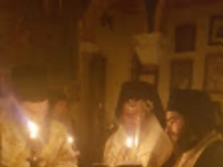 Φωτογραφία για 12245 - Τριετές Ιερό Μνημόσυνο του Μακαριστού Ιερομονάχου Δαβίδ του Καρεώτου