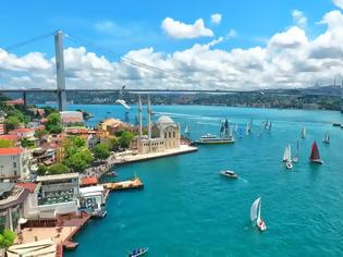 Φωτογραφία για Μέτρησαν την πίεση στη Θάλασσα του Μαρμαρά: Φόβοι για σεισμό 7,4 Ρίχτερ στην Κωνσταντινούπολη!