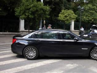 Φωτογραφία για Οι θωρακισμένες BMW που δεν παρέλαβε ο Μητσοτάκης!