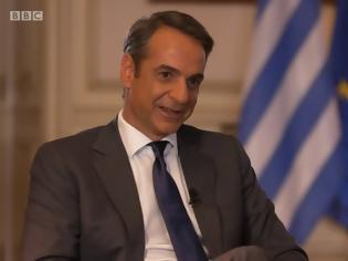 Φωτογραφία για Κ. Μητσοτάκης στο BBC: Μεγάλο μου στοίχημα η ισχυρή ανάπτυξη με κοινωνική δικαιοσύνη