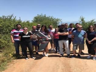 Φωτογραφία για ''Εξυπνη γεωργία'' για ροδάκινα και κεράσια με την βοήθεια drone και την στήριξη του Πολυτεχνείου Κοζάνης (video)