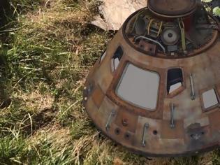 Φωτογραφία για Με τη λειτουργία AR και με ένα iPhone, η Google βάζει την κάψουλα του Apollo 11 στο σαλόνι σας