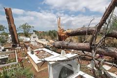 Κατηγορία «super cell» η καταιγίδα που έπληξε την Χαλκιδική