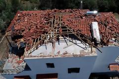 Χαλκιδική: Σοκαρισμένοι οι τουρίστες που έζησαν τη θεομηνία