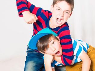 Φωτογραφία για Bullying ανάμεσα στα αδέλφια; Και όμως υπάρχει