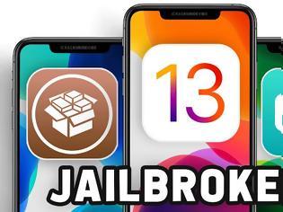Φωτογραφία για Το jailbreak του ios 13 είναι πλήρως λειτουργικό  με ένα μικρό εμπόδιο