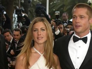 Φωτογραφία για Brad Pitt - Jennifer Aniston: Το μυστικό Σαββατοκύριακο στη Ρώμη