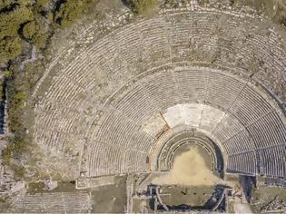 Φωτογραφία για Το αρχαίο θέατρο της Δωδώνης ξαναγεννιέται…