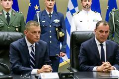 Οι στόχοι και οι προτεραιότητες στο Υπουργείο Άμυνας που έθεσε ο Κυριάκος Μητσοτάκης