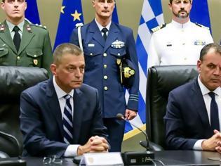 Φωτογραφία για Οι στόχοι και οι προτεραιότητες στο Υπουργείο Άμυνας που έθεσε ο Κυριάκος Μητσοτάκης
