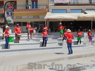 Φωτογραφία για 16η Πανελλήνια Γιορτή Μανιταριού στα Γρεβενά - Η Μπάντα κρουστών του Δημοτικού Ωδείου Γρεβενών στην πλατεία 12-7-19 (εικόνες + video)