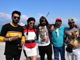 Φωτογραφία για Το Bollywood ήρθε στο Ναύπλιο και έγιναν γυρίσματα βίντεο κλιπ στο λιμάνι