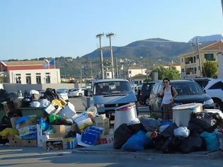 Φωτογραφία για Η Λευκάδα ψάχνει λύση στην Ήπειρο.. Αίτημα για μεταφορά των σκουπιδιών!