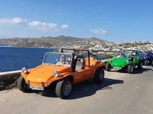 Φωτογραφία για Jet Tour Greece: Ελληνικά οχήματα στις Κυκλάδες