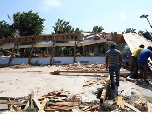 Φωτογραφία για Χαλκιδική: Μάχη με τον χρόνο για να κλείσουν οι πληγές - 378.500 στρέμματα καταστράφηκαν!