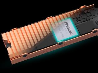 Φωτογραφία για H GIGABYTE ανακοίνωσε τον AORUS NVMe Gen4 SSD