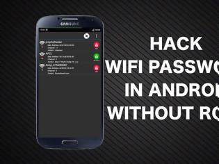 Φωτογραφία για ΤΟΠ 5 Wi-Fi hacking apps για Android χωρίς root.