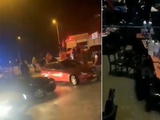 Φωτογραφία για Αχαΐα: Πήγαν να δουν την Πάολα και εγκλωβίστηκαν λόγω... κακοκαιρίας