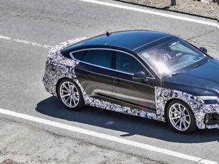 Φωτογραφία για Audi RS5 Sportback
