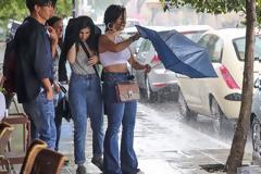 Ο «Αντίνοος» χτυπά με βροχές και καταιγίδες από το μεσημέρι της Τρίτης